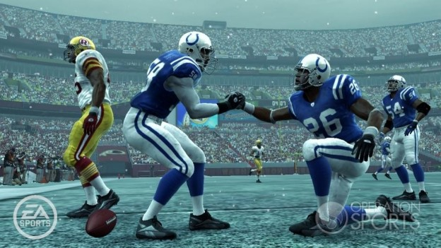 Madden NFL 09 Screenshot #19 for Xbox 360