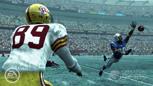 Madden NFL 09 Screenshot #20 for Xbox 360