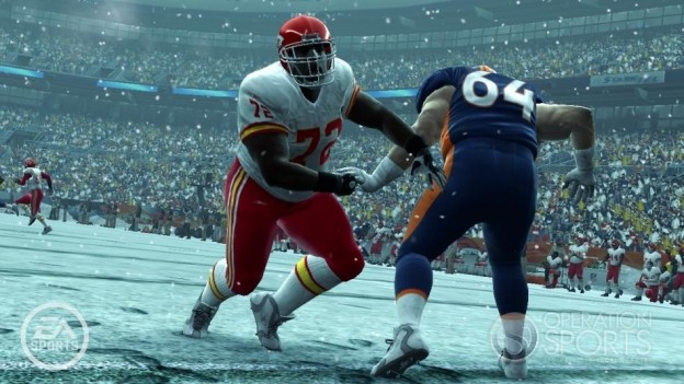 Madden NFL 09 Screenshot #21 for Xbox 360