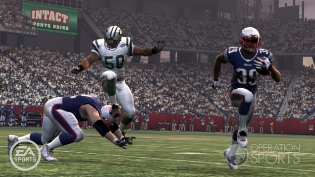 Madden NFL 09 Screenshot #23 for Xbox 360
