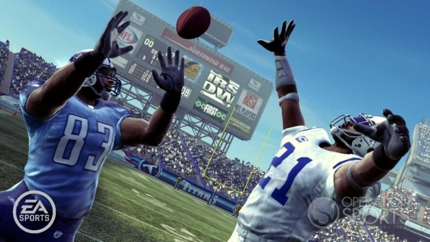 Madden NFL 09 Screenshot #24 for Xbox 360