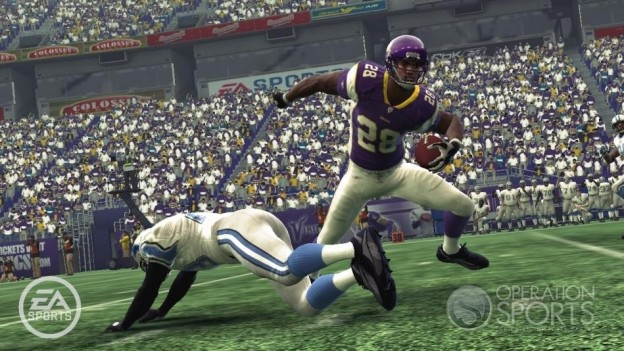 Madden NFL 09 Screenshot #25 for Xbox 360