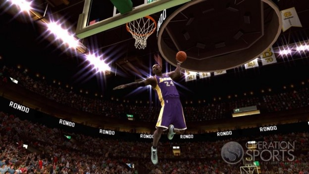 NBA Live 09 Screenshot #2 for Xbox 360