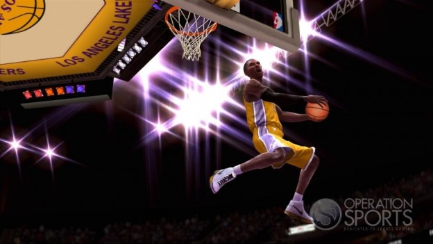NBA Live 09 Screenshot #3 for Xbox 360