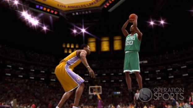 NBA Live 09 Screenshot #4 for Xbox 360