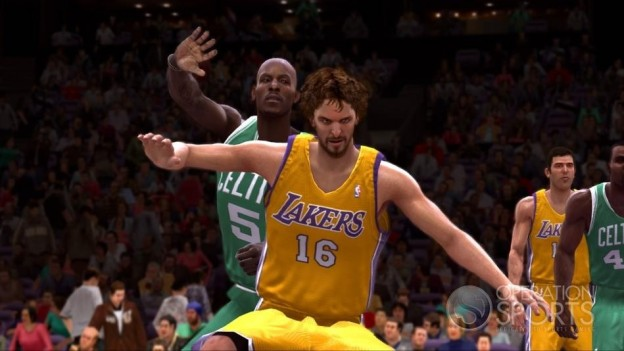 NBA Live 09 Screenshot #5 for Xbox 360