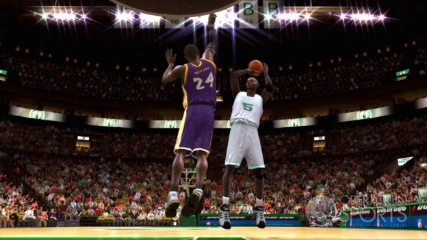 NBA Live 09 Screenshot #6 for Xbox 360
