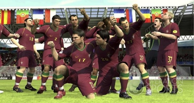 UEFA EURO 2008 Screenshot #8 for Xbox 360