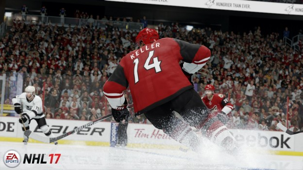 NHL 17 Screenshot #59 for Xbox One