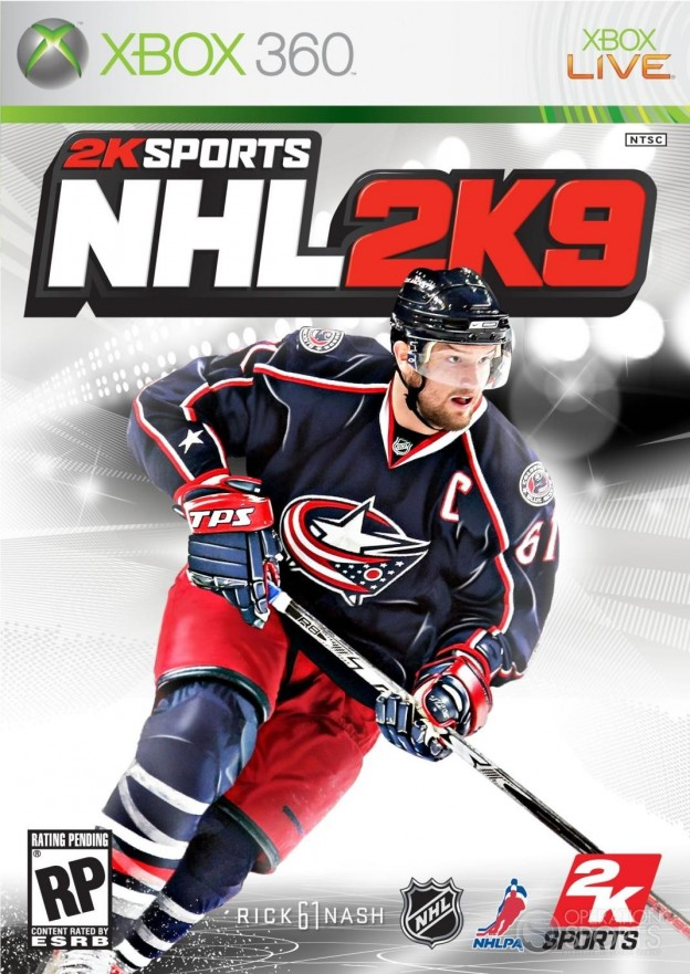NHL 2K9 Screenshot #2 for Xbox 360