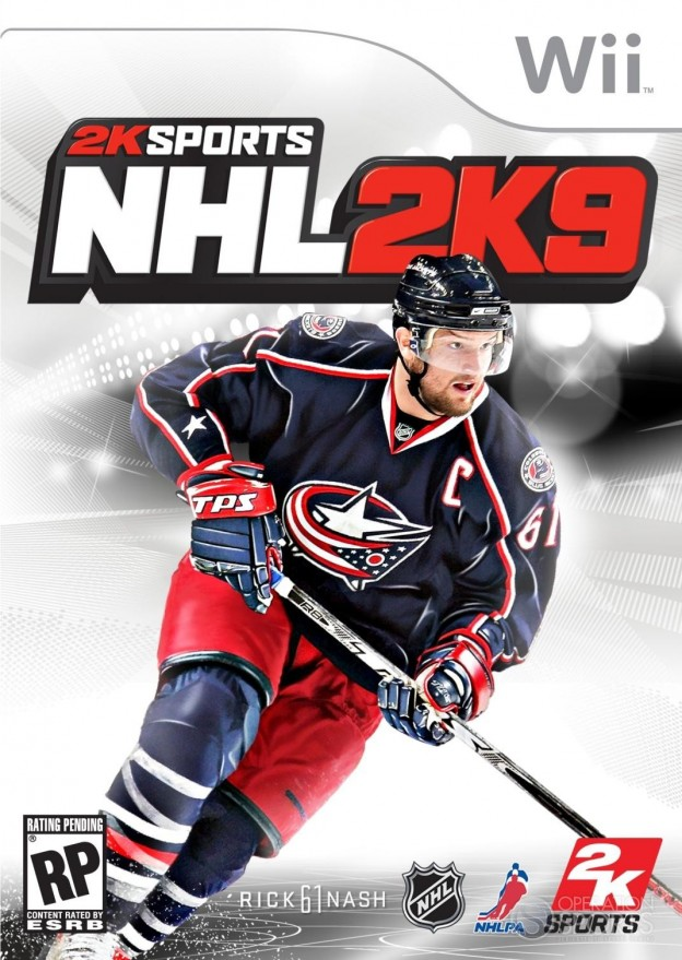 NHL 2K9 Screenshot #3 for Xbox 360