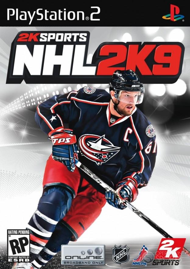 NHL 2K9 Screenshot #4 for Xbox 360