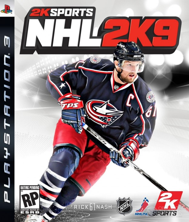 NHL 2K9 Screenshot #5 for Xbox 360