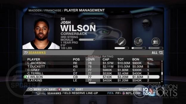 Madden NFL 09 Screenshot #247 for Xbox 360