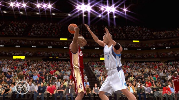 NBA Live 09 Screenshot #9 for Xbox 360