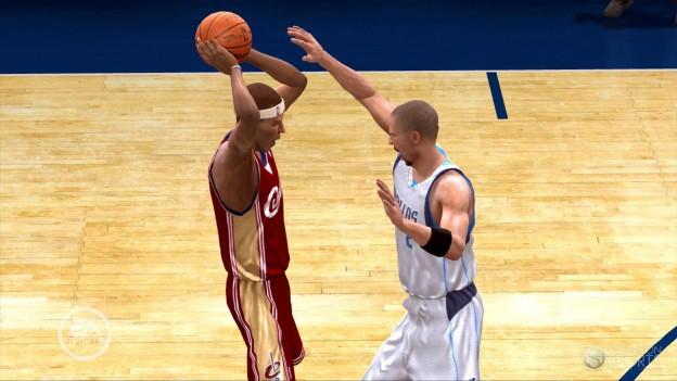NBA Live 09 Screenshot #10 for Xbox 360