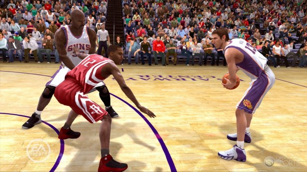 NBA Live 09 Screenshot #12 for Xbox 360