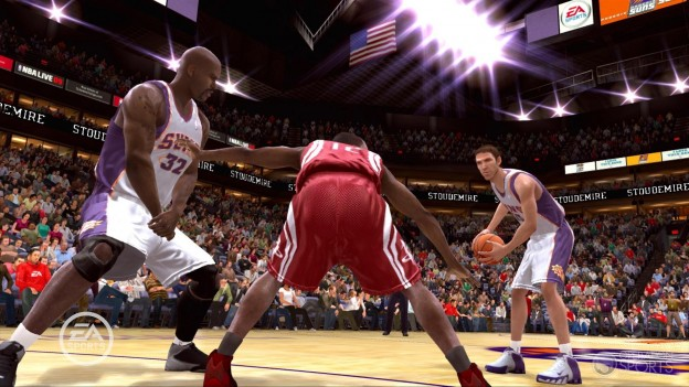 NBA Live 09 Screenshot #13 for Xbox 360