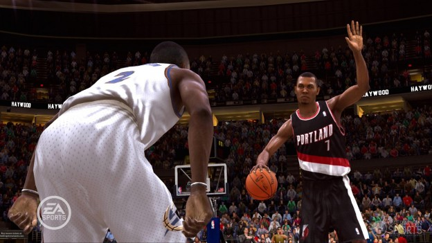 NBA Live 09 Screenshot #16 for Xbox 360