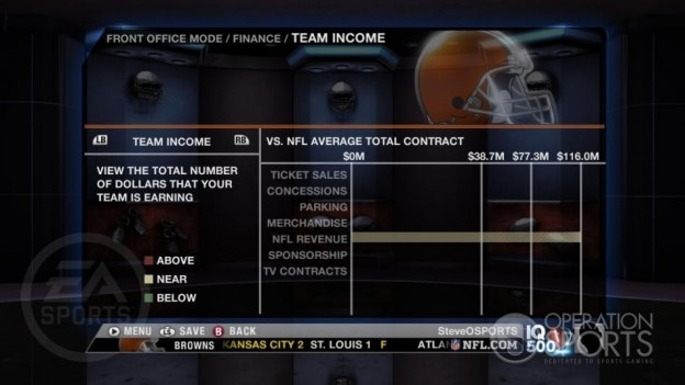 Madden NFL 09 Screenshot #276 for Xbox 360