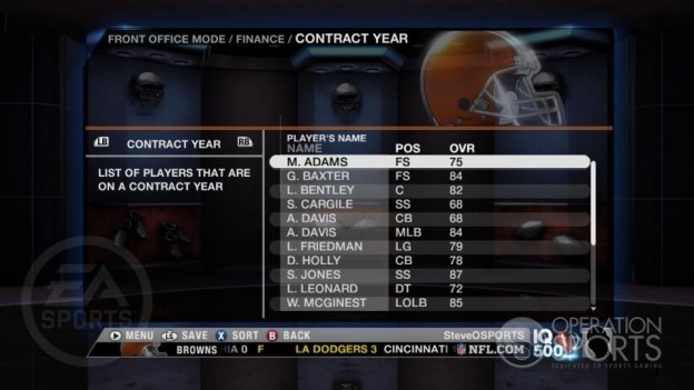 Madden NFL 09 Screenshot #280 for Xbox 360