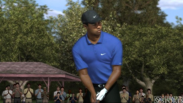 Tiger Woods PGA TOUR 08 Screenshot #1 for Xbox 360