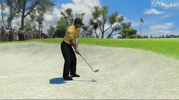 Tiger Woods PGA TOUR 08 Screenshot #2 for Xbox 360