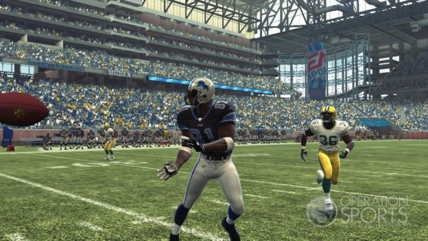 Madden NFL 09 Screenshot #365 for Xbox 360