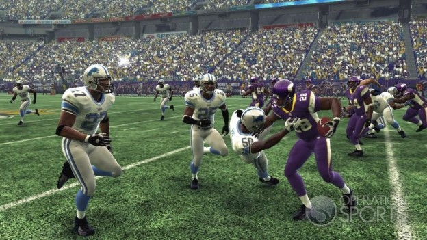Madden NFL 09 Screenshot #366 for Xbox 360