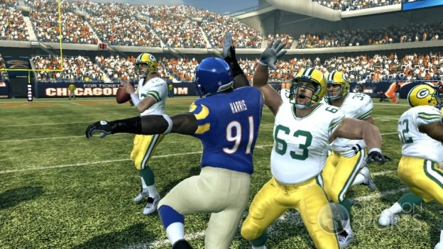 Madden NFL 09 Screenshot #367 for Xbox 360