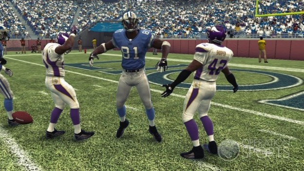 Madden NFL 09 Screenshot #373 for Xbox 360