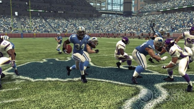 Madden NFL 09 Screenshot #375 for Xbox 360