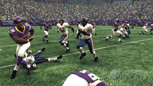 Madden NFL 09 Screenshot #377 for Xbox 360