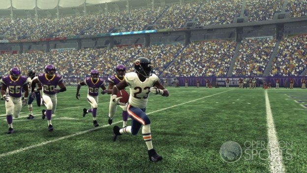 Madden NFL 09 Screenshot #378 for Xbox 360