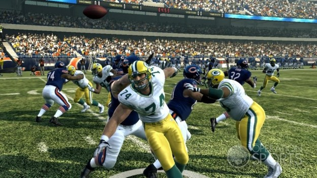 Madden NFL 09 Screenshot #384 for Xbox 360
