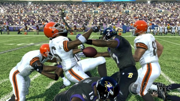 Madden NFL 09 Screenshot #386 for Xbox 360