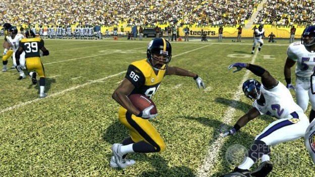 Madden NFL 09 Screenshot #387 for Xbox 360