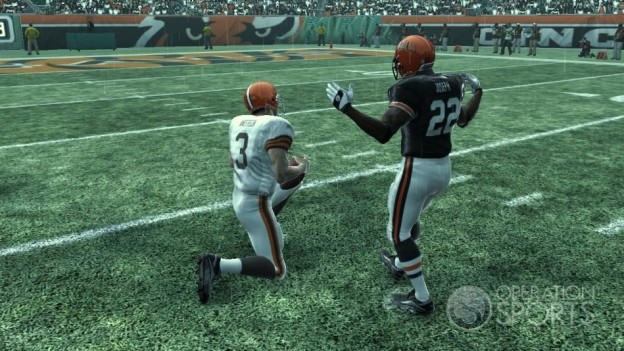 Madden NFL 09 Screenshot #392 for Xbox 360