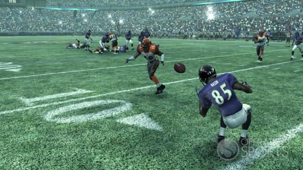 Madden NFL 09 Screenshot #395 for Xbox 360