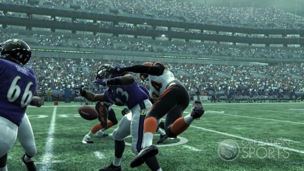 Madden NFL 09 Screenshot #396 for Xbox 360