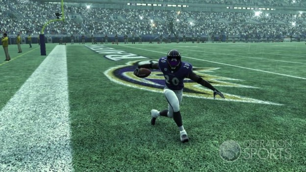 Madden NFL 09 Screenshot #397 for Xbox 360