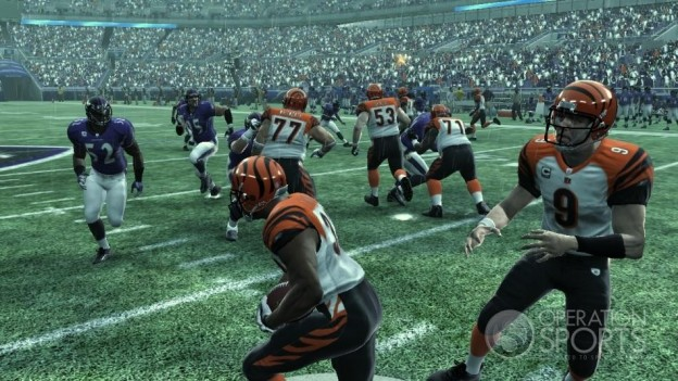 Madden NFL 09 Screenshot #398 for Xbox 360