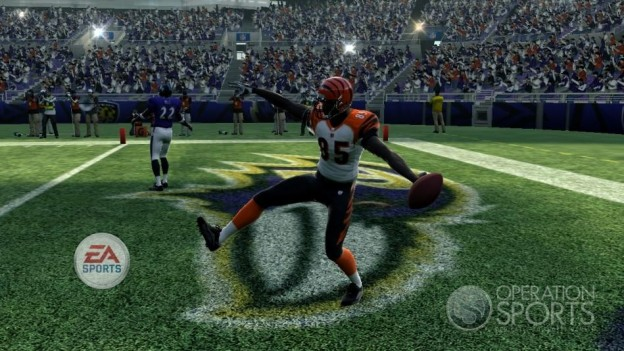 Madden NFL 09 Screenshot #400 for Xbox 360