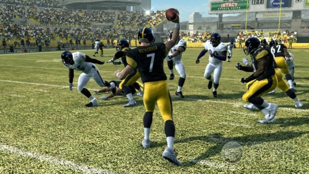 Madden NFL 09 Screenshot #405 for Xbox 360