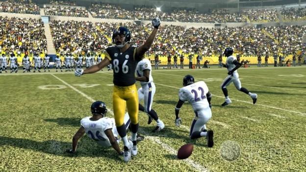 Madden NFL 09 Screenshot #408 for Xbox 360