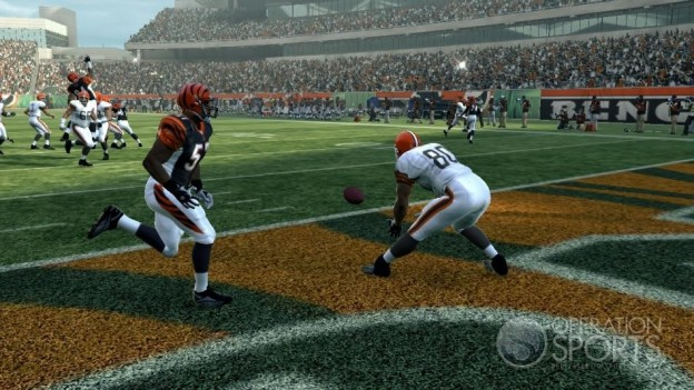 Madden NFL 09 Screenshot #414 for Xbox 360