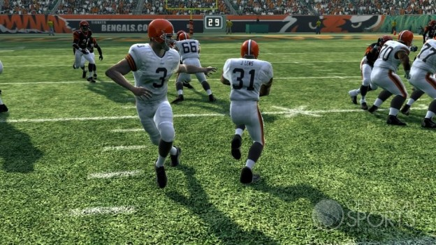 Madden NFL 09 Screenshot #415 for Xbox 360