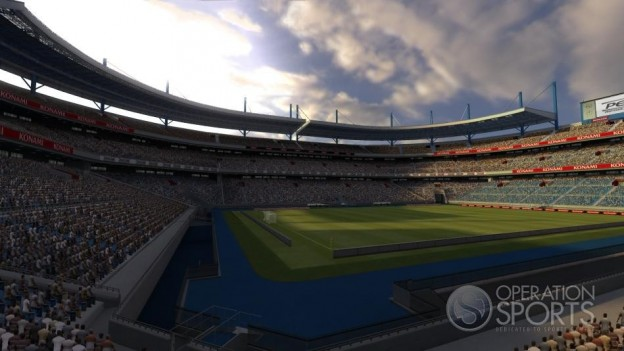 Pro Evolution Soccer 2009 Screenshot #2 for Xbox 360