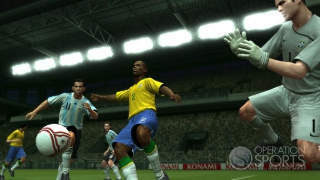 Pro Evolution Soccer 2009 Screenshot #3 for Xbox 360