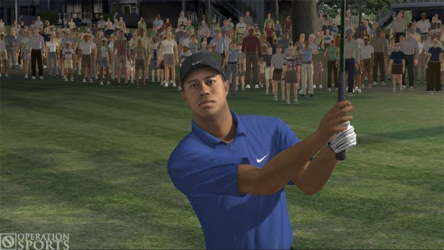 Tiger Woods PGA TOUR 07 Screenshot #1 for Xbox 360